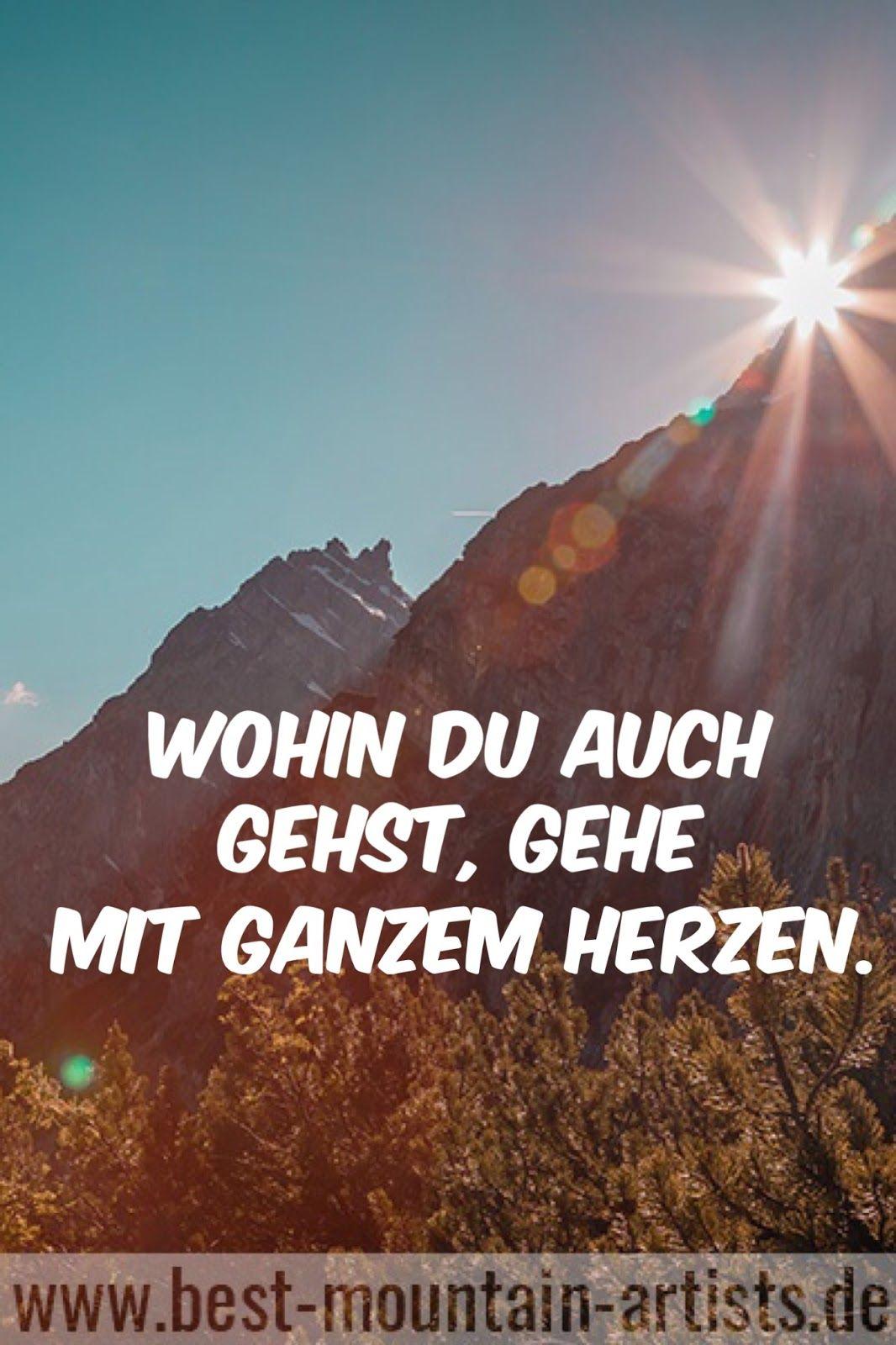 Die 100 Besten Wanderzitate Zitat Wand Sprüche Natur Und