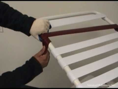 Patio Furniture Strap Repair.Replace Vinyl Strap On Patio Furniture Home Repairs In 2019