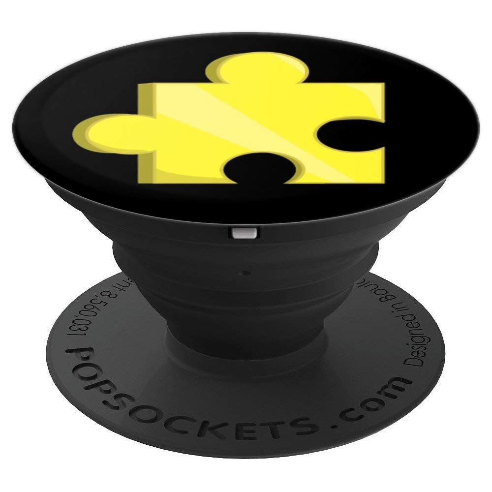 Amazon Com Funny Banjo Kazooie Puzzle Jiggy Gaming Popsockets Popsockets Grip And Stand For Phones And Table Cell Phone Accessories Banjo Kazooie Popsockets
