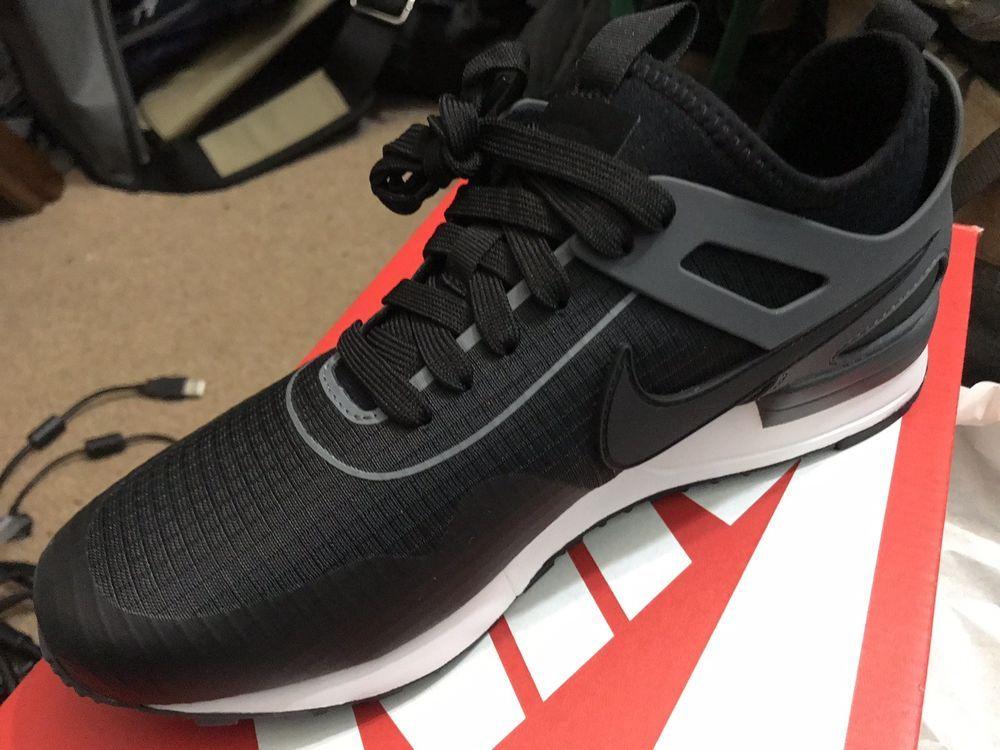 size 40 90f9b be8ed NIKE Women W Air Pegasus 89 Shoes Sneakers New with box BlackGrey sz 6.5
