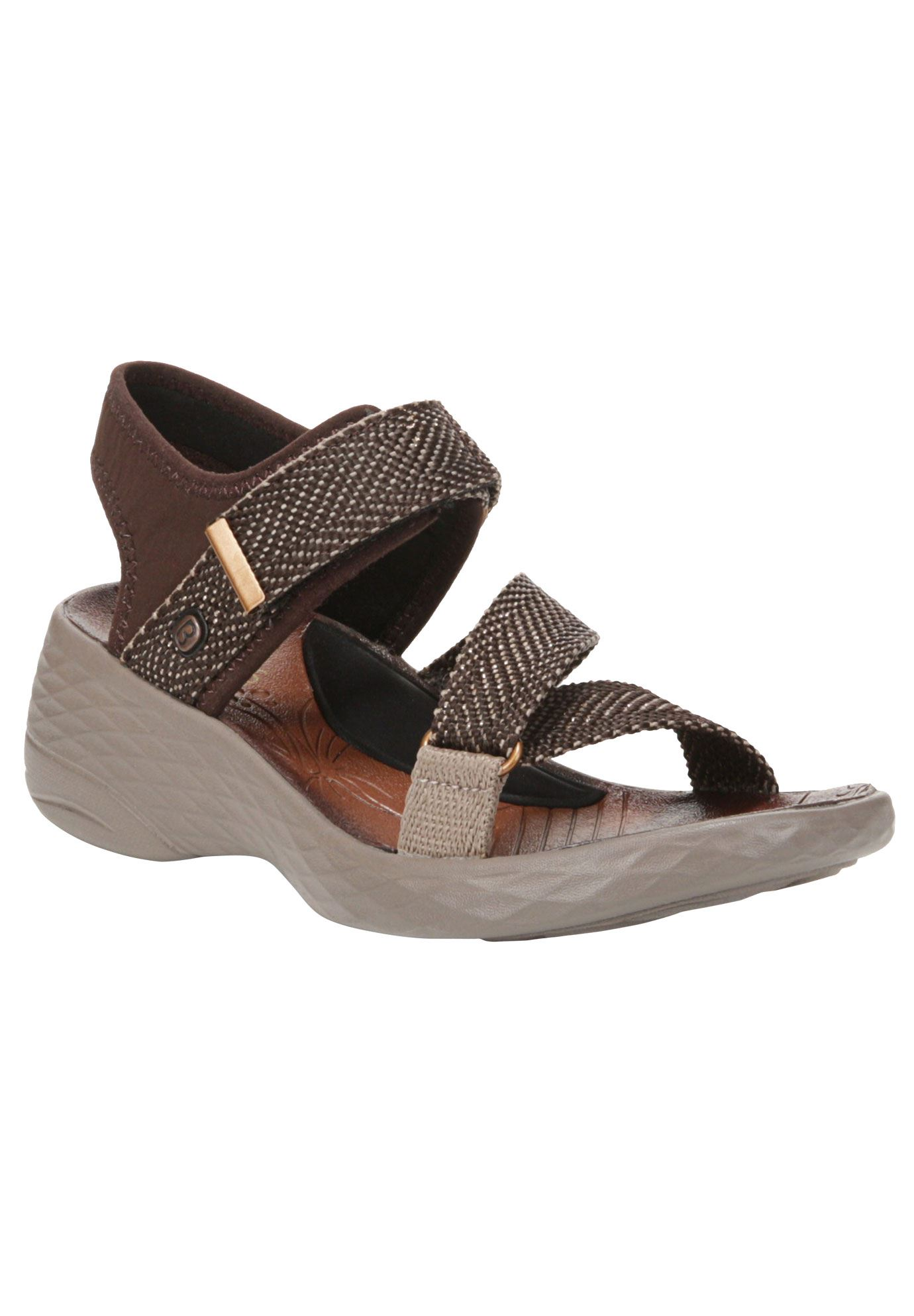 Jive Sandals by BZees Wide Width Women's (With images