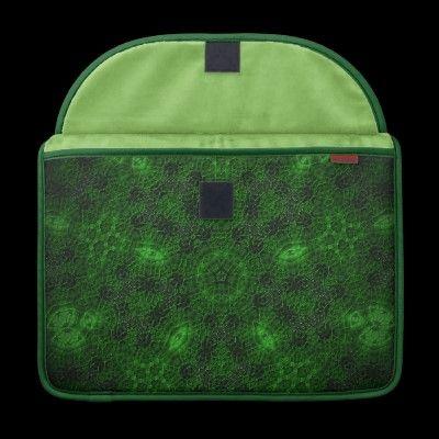 Valhalla 6 Mandala Macbook case Sleeve For MacBooks by mandalaplanet