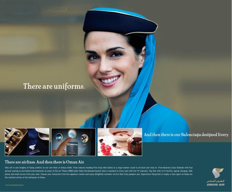 Oman Air Stewardess Pinterest Cabin crew, Flight