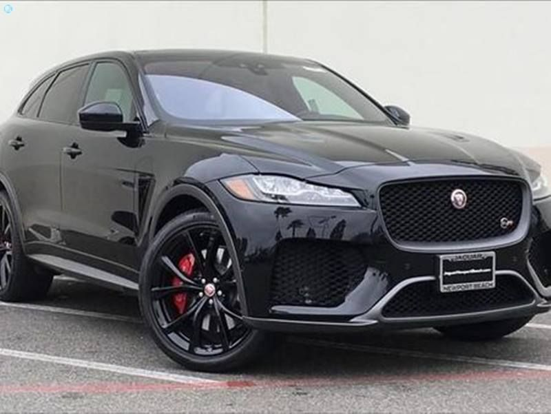 2020 Jaguar FPace SVR review in 2020 Jaguar, Sport suv
