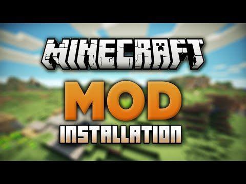 Minecraft Mods installation Tutorial MinecraftRocket