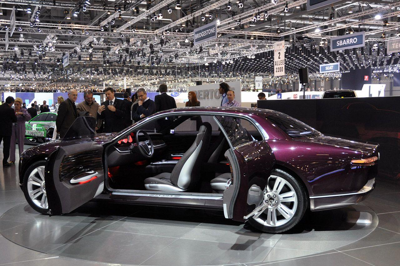 Bertone s jaguar b99 concept car with suicide doors i want this car