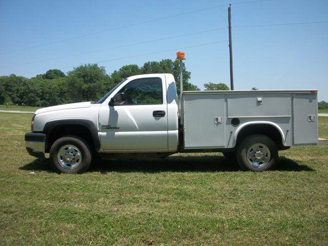 2006 Chevrolet 2500 Hd Utility Truck W Duramax Diesel 7 500 00 Trucks For Sale Utility Truck Duramax Diesel