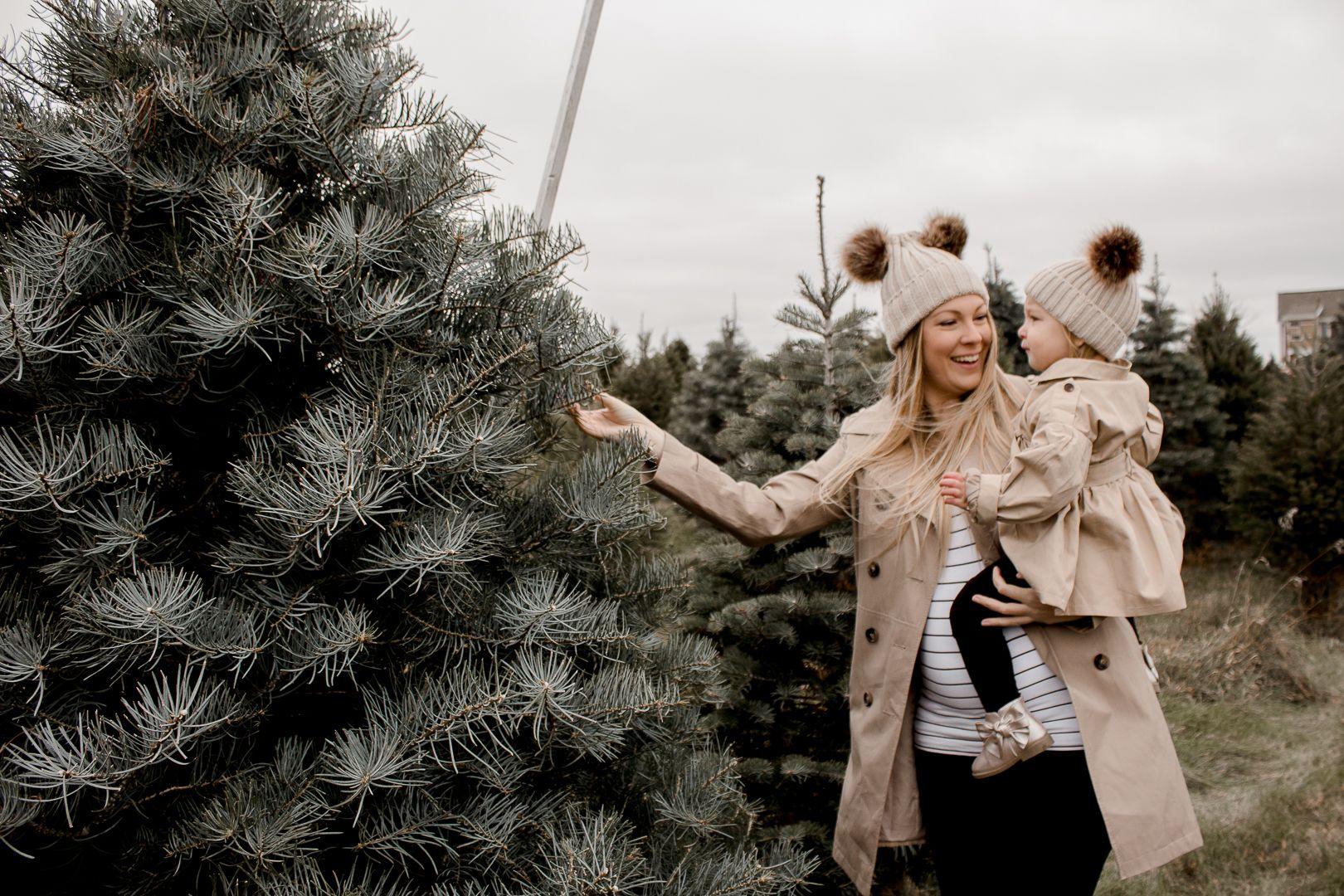 Omaha Christmas Tree Farm Everley Me Omaha Style Blog Kids Winter Fashion Kids Fashion Kids Photoshoot