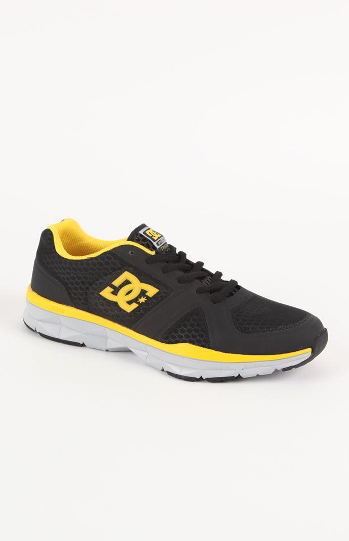 Mens Dc Shoes Shoes - Dc Shoes Unilite Trainer Black Shoes