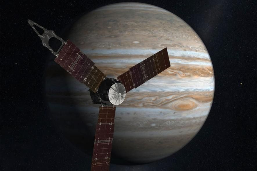 Fotogalería: Diez cosas que debes saber sobre la misión Juno
