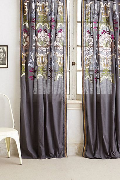 Bombay Tassel Finials Home Curtains Curtains Decor
