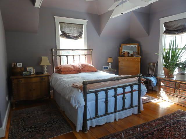 Sleepy Hollow Benjamin Moore Bedroom