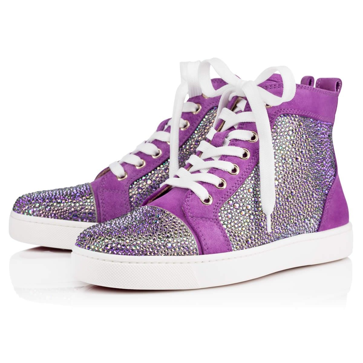 Louis Strass Woman's Flat Version Cryst Paradise Strass