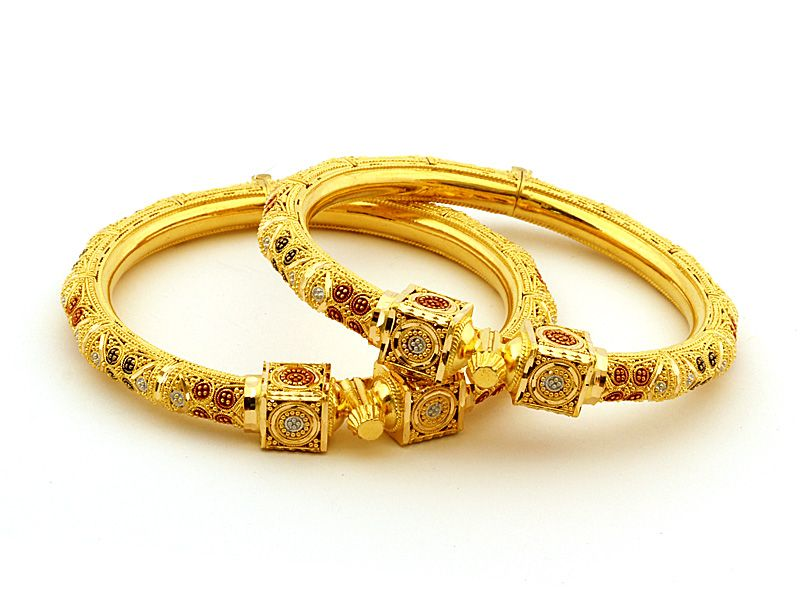 Gallery Tanishq Gold Bangles Designs With Price Gold Bangles Design Beautiful Jewelry Diamonds Gold Jewellery Design