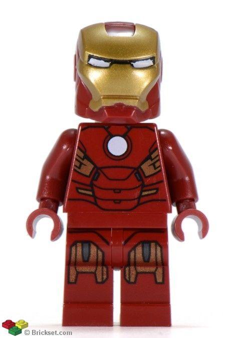 Sh036 Iron Man Mark 7 Armor Lego Iron Man Lego Iron Man Minifigure Lego Super Heroes
