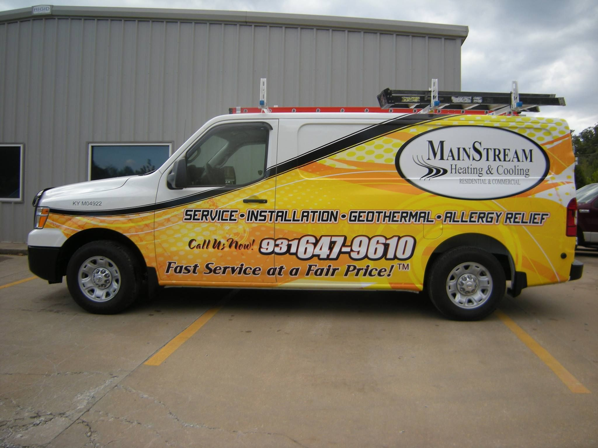 Mainstream Heating Cooling In Clarksville Tn Tennessee