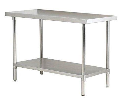 600MM Edelstahl Zentral Prep Tisch Gewerbliche K che Kemo Land
