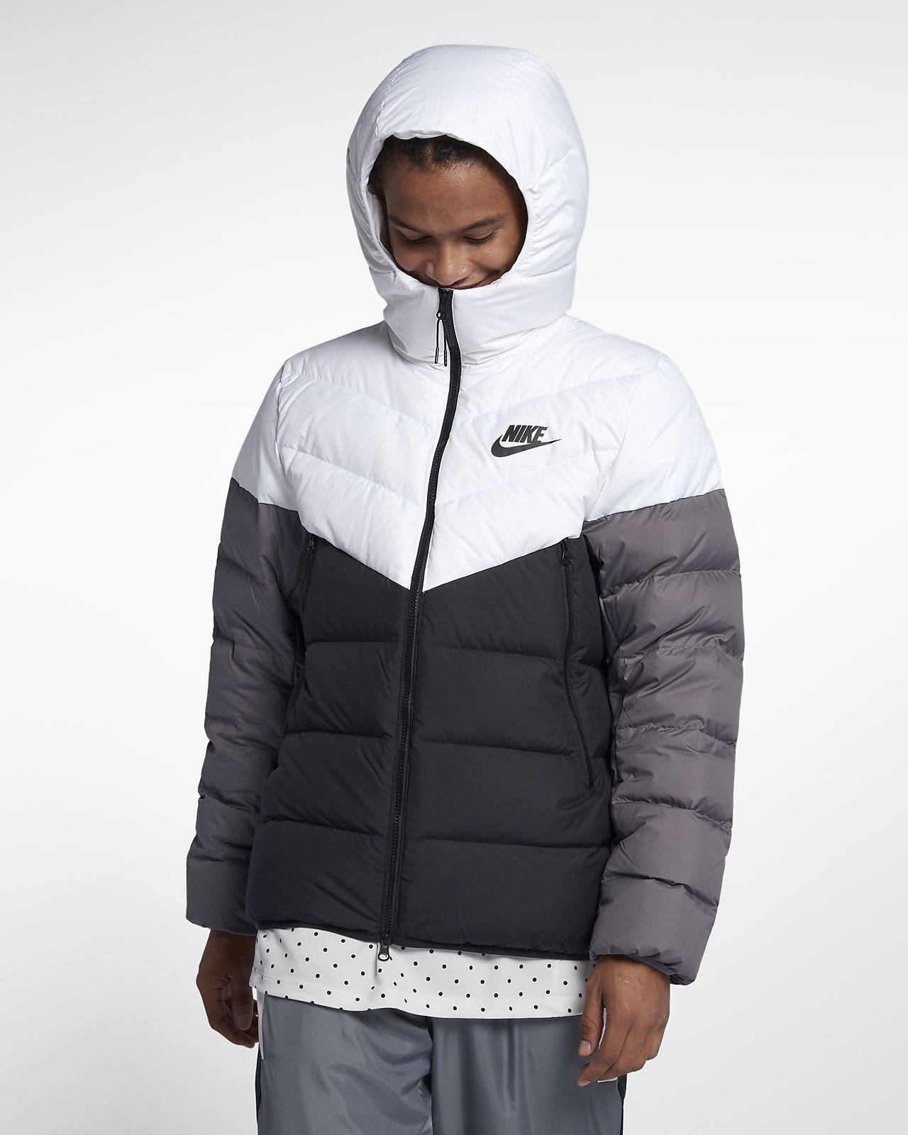 Nike Sportswear Windrunner Down Fill Hooded Puffer Jacket Nike Com Puffer Jackets Jackets Nike Sportswear [ 1600 x 1280 Pixel ]
