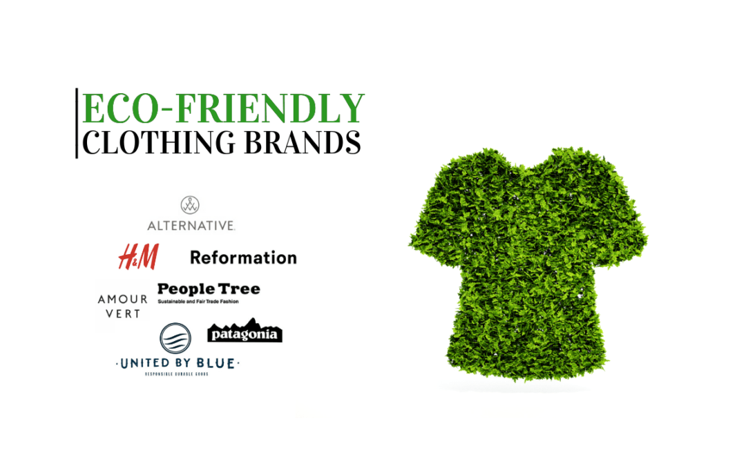organic clothing brands environmentally friendly clothing companies