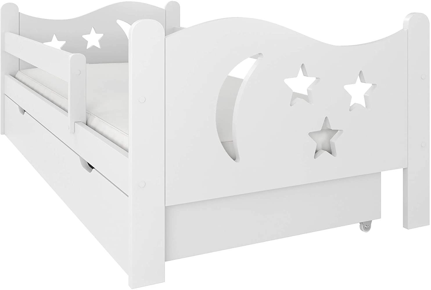 Needsleep Rausfallschutz Kinderbett Komplett Bett Mit Matratze