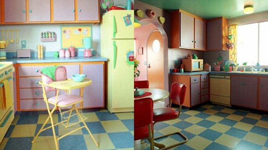 12 Pictures Of Real Life The Simpsons House List12 The Simpsons Cute Little Houses Kitchen Themes