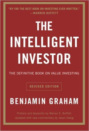 The Intelligent Investor The Definitive Book on Value Investing A - best of barefoot investor blueprint promo code