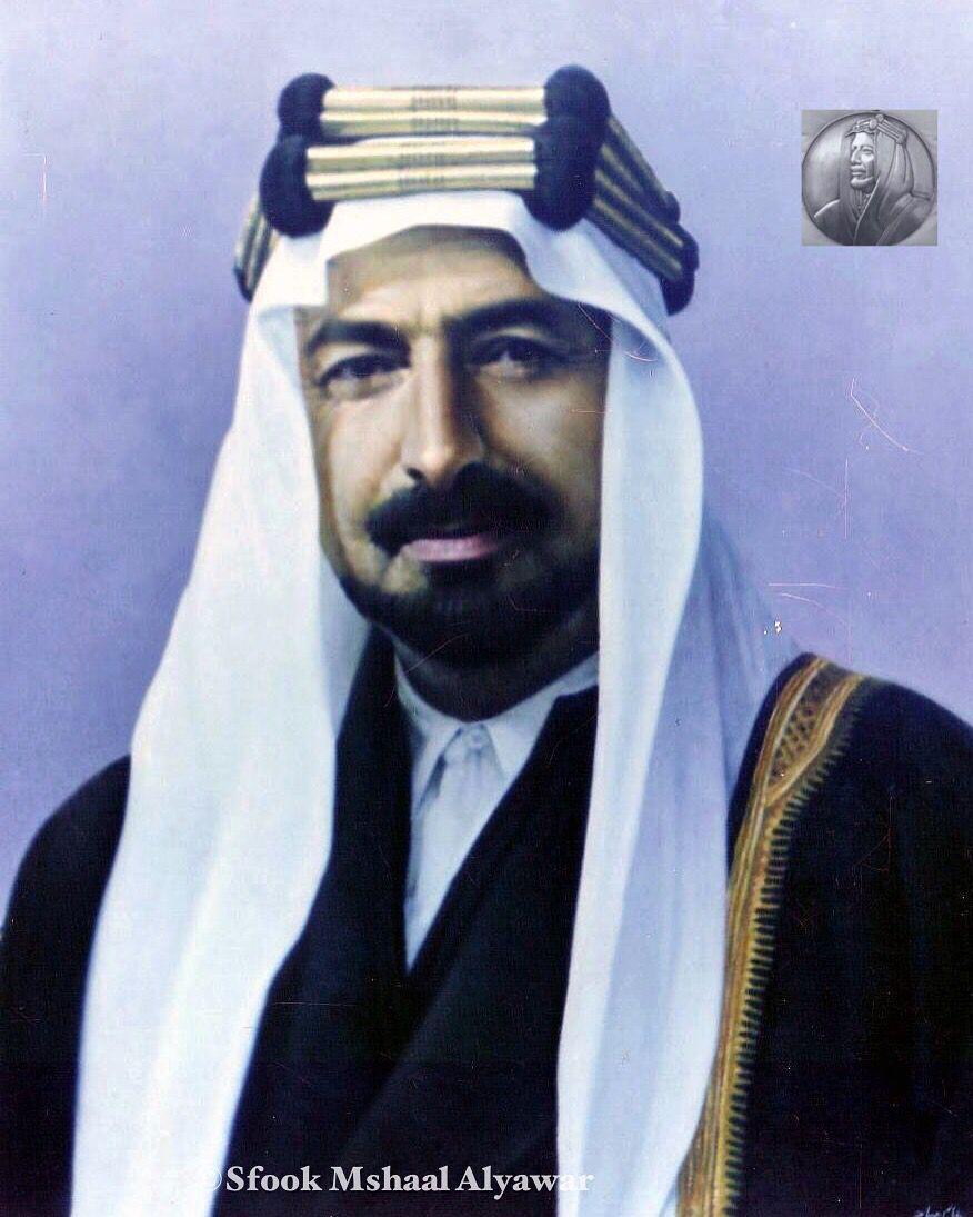 الشيخ عجيل الياور ١٨٨٢ ١٩٤٠ شيخ مشايخ قبائل شمر Historical News Baghdad Iraq Baghdad