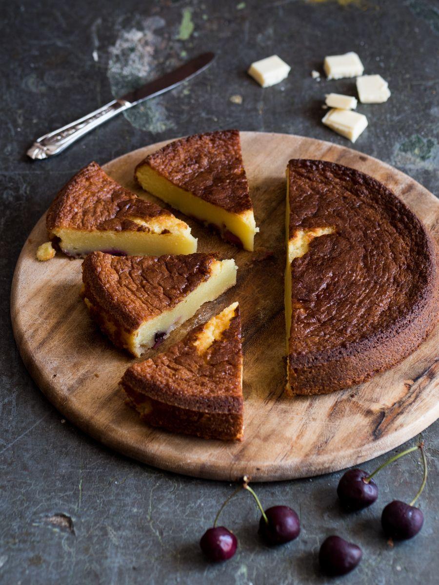 Photo of Torta cremosa cioccolato bianco e ciliegie – Mastercheffa