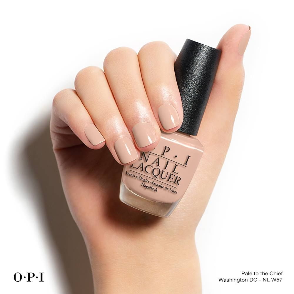 OPI : Pale To The Chief | Make-up Throughout History/Makeup/Nails ...
