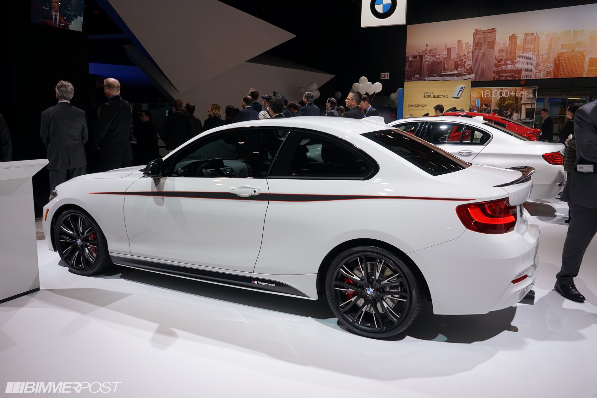 Detroit 2015 Bmw M235i Convertible And 2 Series M Performance