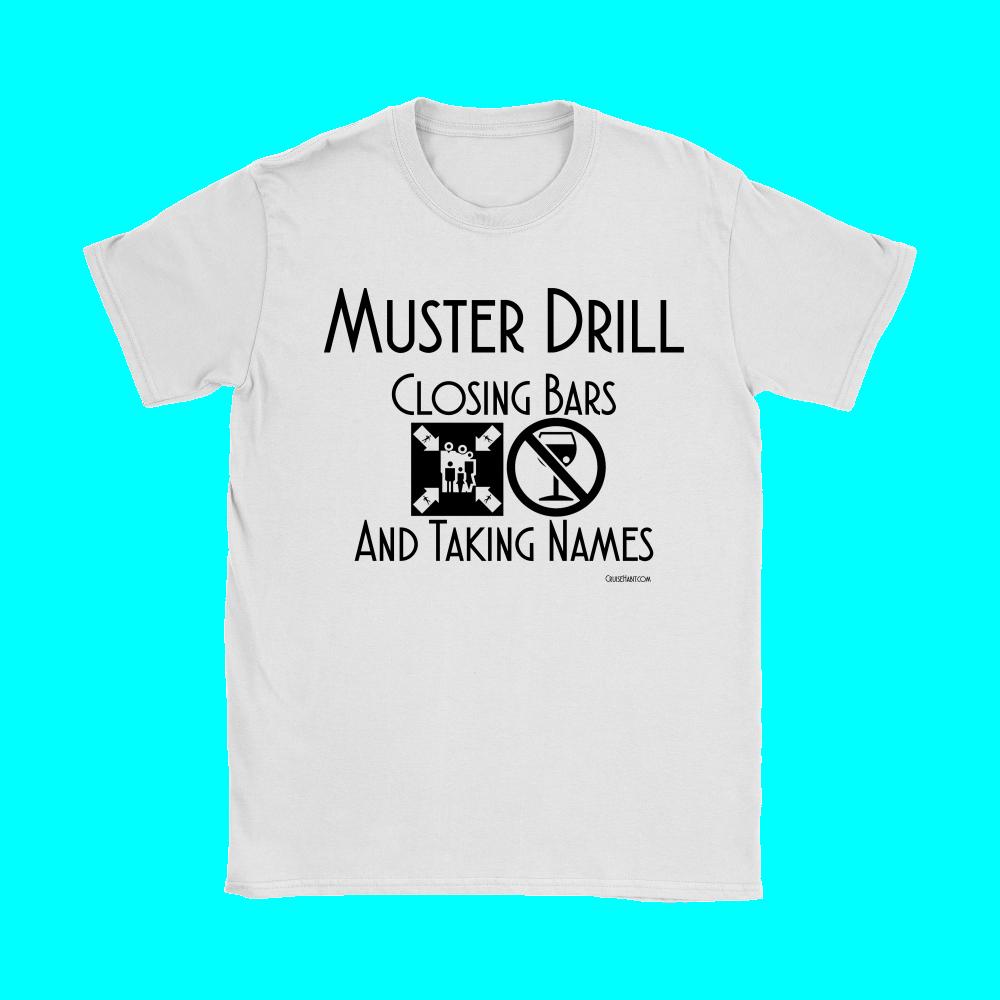 Muster Drill Shirt Men S T Shirt Womens Shirts Mens Tshirts Mens Shirts