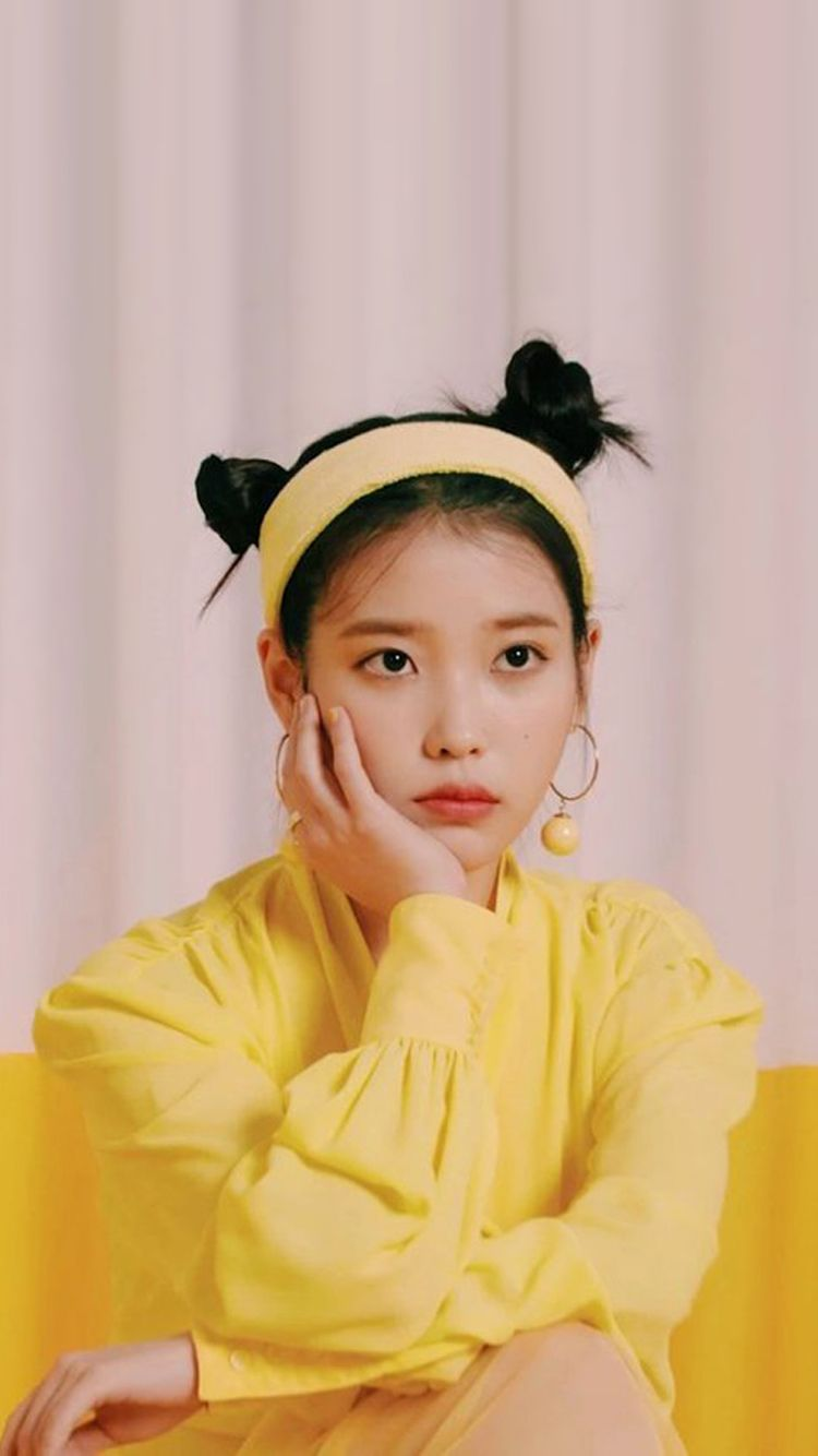 IU Bbibbi phone wallpaper lockscreen kpop Wallpapers in 2019