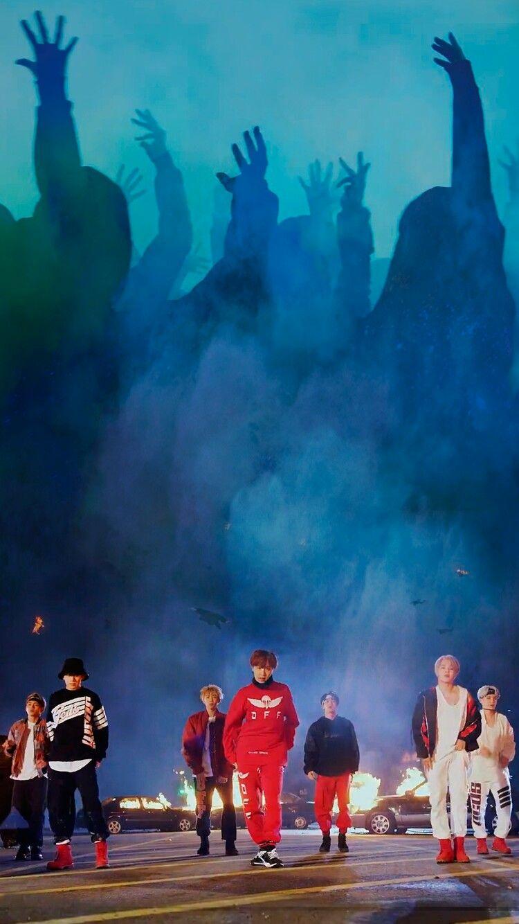 BTS Mic Drop Remix Wallpaper ♡ BTS♡ Pinterest BTS