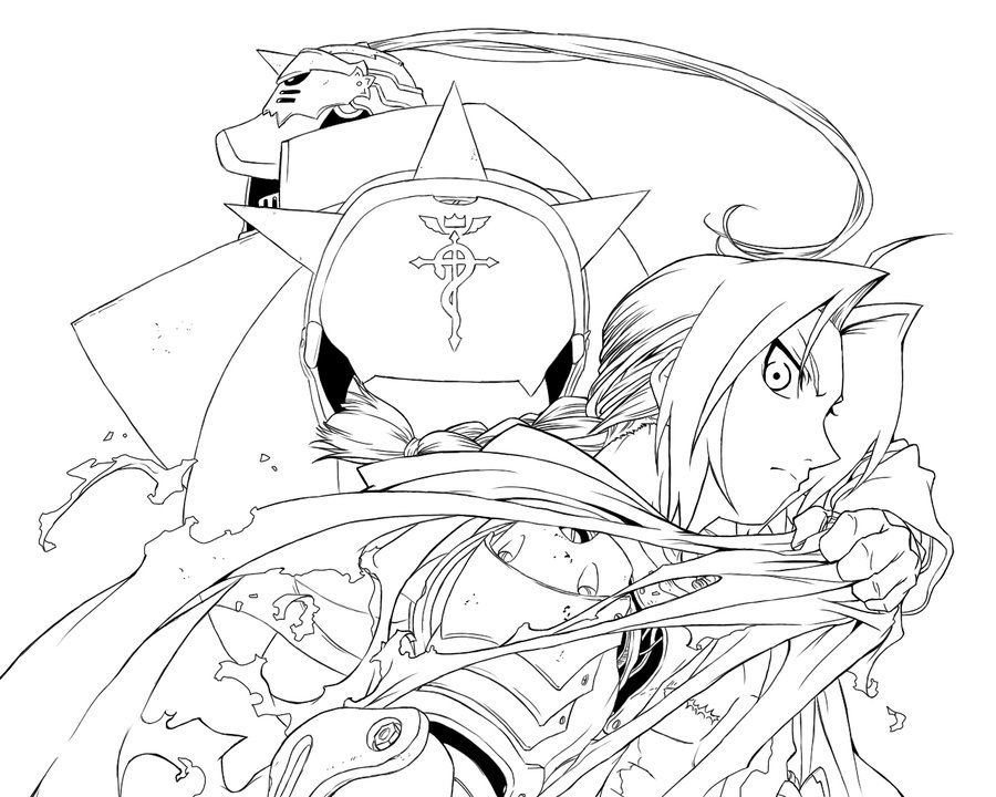 fullmetal alchemist coloring pages yep, still a nerd Fullmetal Coloring page by crossing dark  fullmetal alchemist coloring pages
