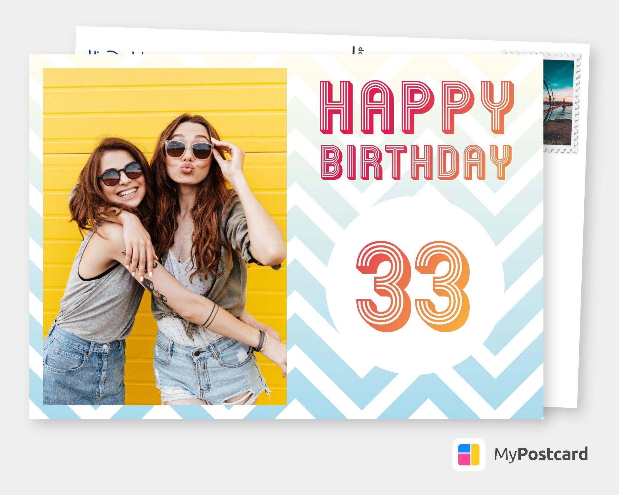 Geburtstagsgluckwunsche 33 Geburtstagskarten Spruche