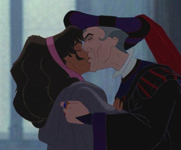 Esmeralda x Frollo