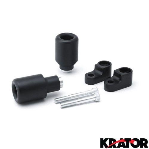 Krator No Cut Frame Sliders Motorcycle Fairing Protectors For 2007 ...