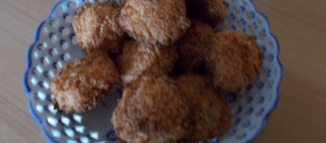 Supersnelle Kokosmakronen In 5 Minuten Zonder Eiwit Kloppen recept | Smulweb.nl
