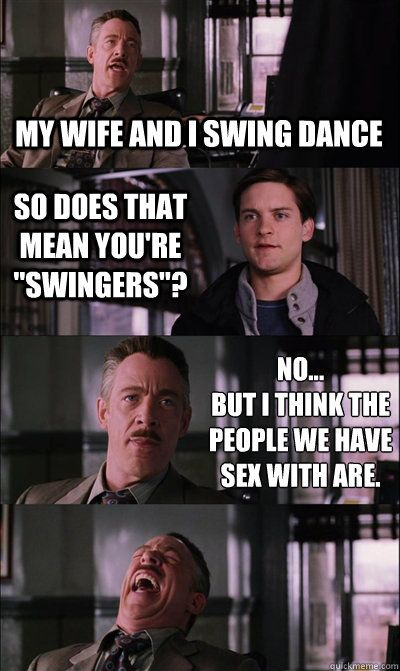 Swing Dance Memes (page 7) | Game of thrones funny