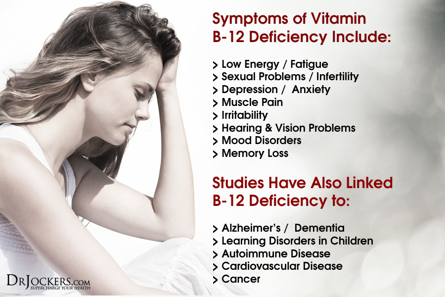 Warning Signs That You Have a B12 Deficiency | Health | B12