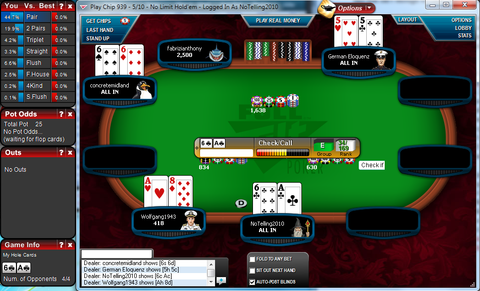 Singapore Trusted Online Casino Poker games, Casino