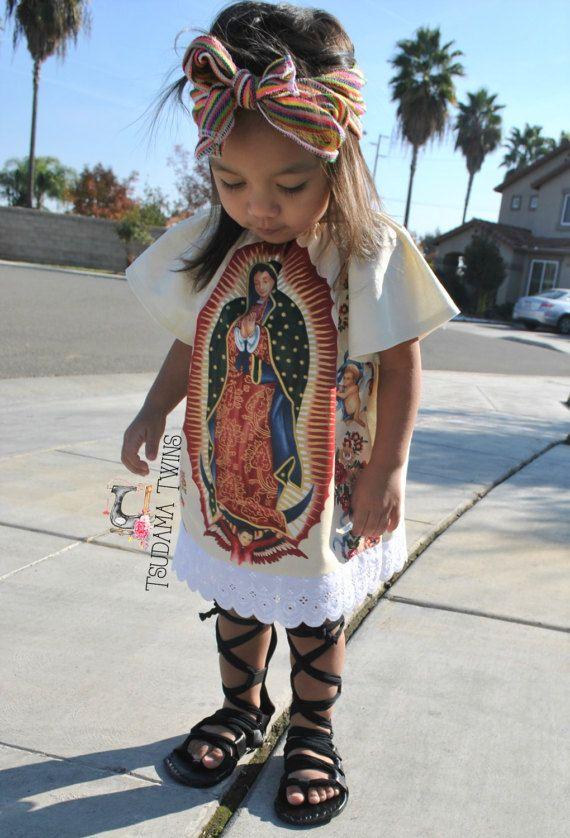 97c5e95f2258 Virgin Mary Dress Virgen De Guadalupe dress