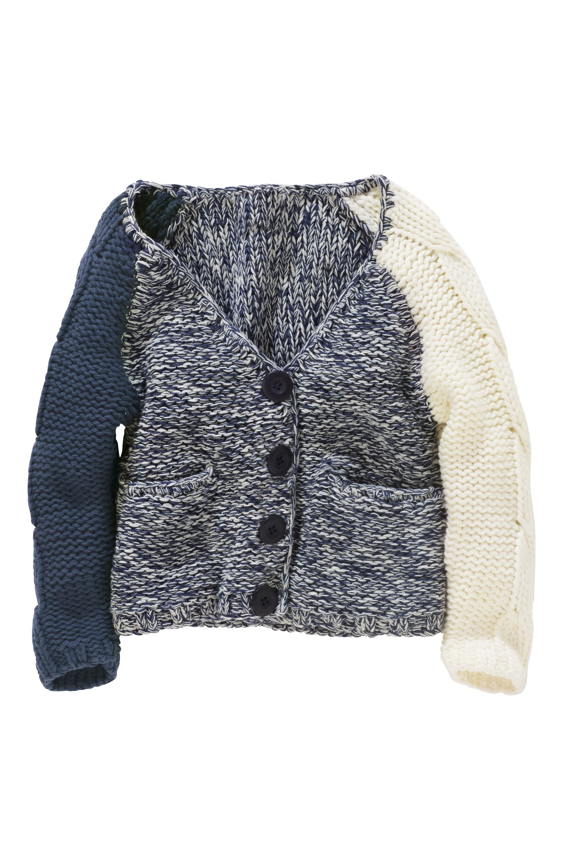 Buy Colour Block Chunky Cardigan from the Next | kids | Pinterest ...