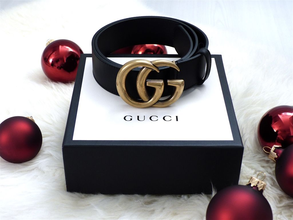 6cabaf0ed050 Christmas came early this year - GUCCI unboxing   Assesories ...