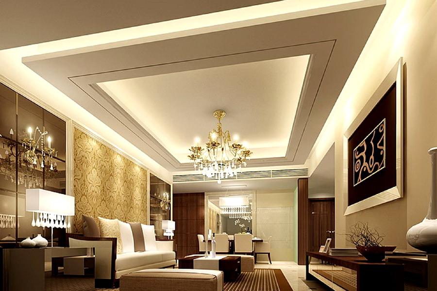 تصميمات مدهشة ل ديكورات الجبس لأسقف وحوائط غرف النوم والمعيشة ديكورات أرابيا Ceiling Design Drawing Room Ceiling Design False Ceiling Design