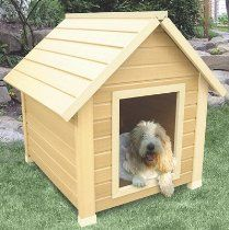 Eco Concepts Bunkhouse Dog House Size Large Classic Modern Style