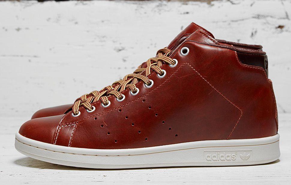 Kazuki x Mark McNairy x adidas Stan