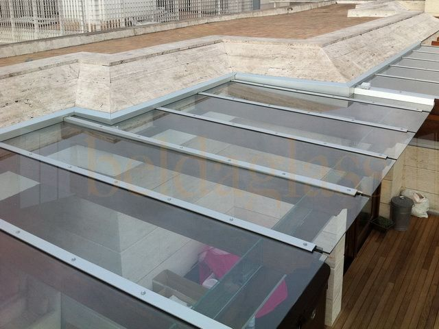 Techos para patios peque os buscar con google terraza - Cubiertas para porches ...