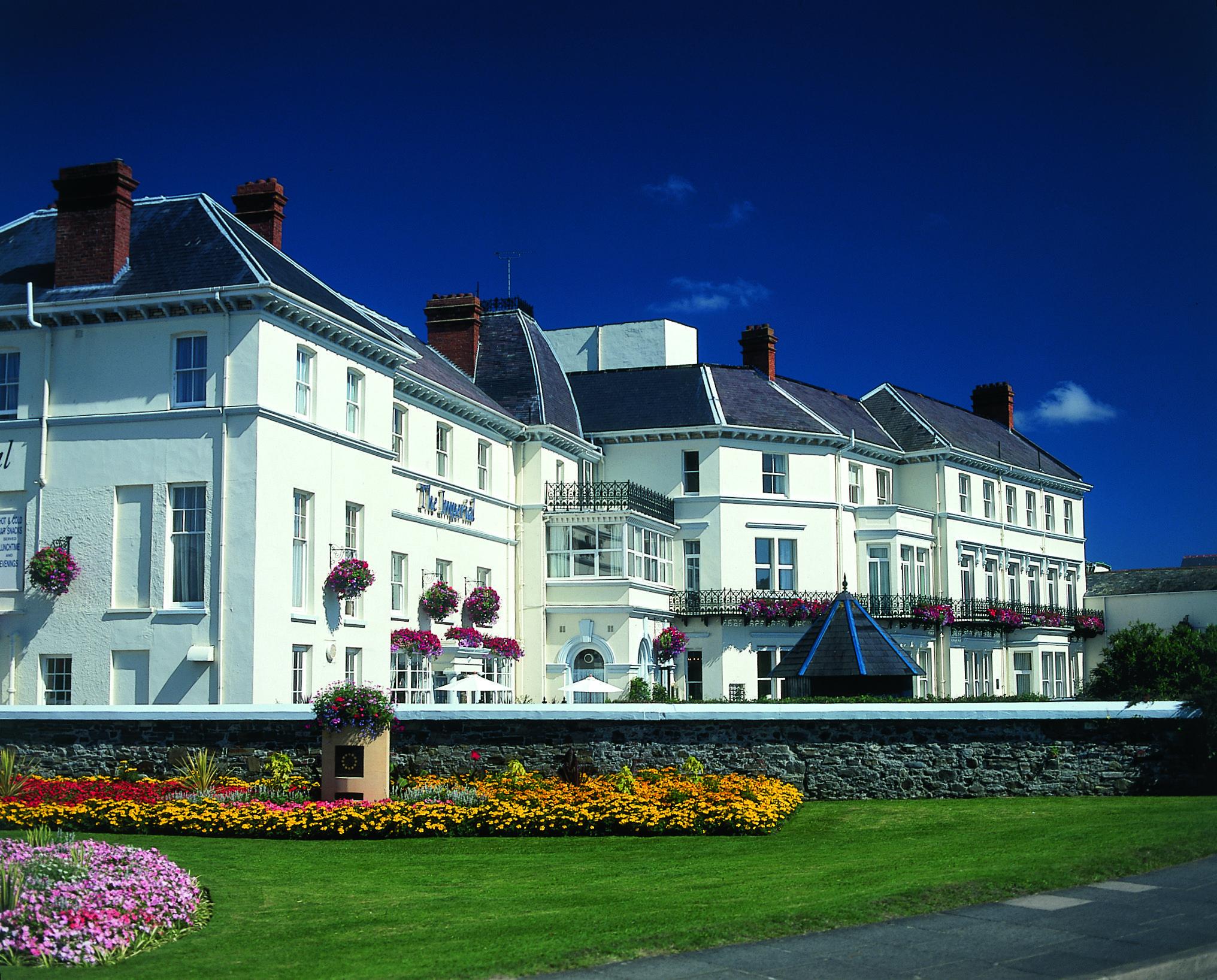 The Imperial Hotel In Barnstaple Devon