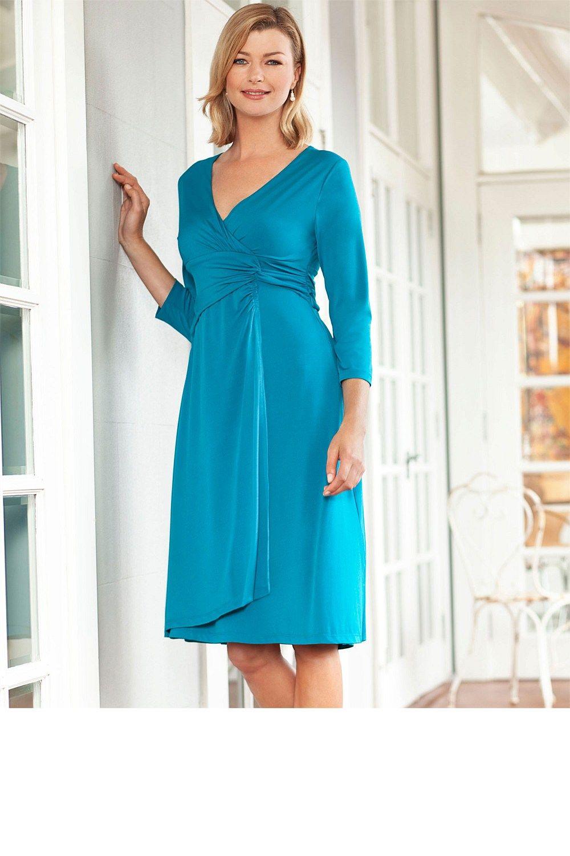 Day Sun Dress - Dresses - Capture Drape Detail Dress - EziBuy ...